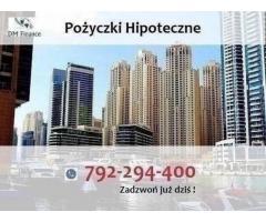 Pożyczki Pozabankowe Pod Zastaw Nieruchomości Bez BIK Także Dla Firm!
