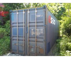 Kontener 40HC 12m/2,89m używany morski budowlany magazyn
