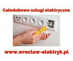 Elektryk Wrocław 24 h. Pogotowie Elektryczne