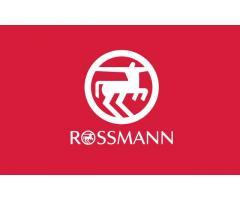 Bon za darmo do drogerii Rossman!