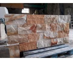 Kamień murowy rzędowy na ogrodzenia murak