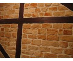 Kamień elewacyjny płytki elewacyjne stara cegła