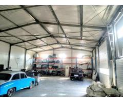 12x20 Konstrukcja stalowa hali nowa z projektem hala magazyn obora kurnik wiata garaż