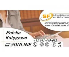 Odzyskaj Swój zwrot podatku z Holandii SF Administratie & Advies Księgowa ONLINE
