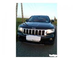 Auto do ślubu - Jeep Grand Cherokee Overland