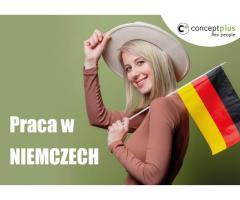 Praca na wakacje dla studentów i uczniów - Niemcy
