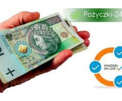Prywatne pozyczki i rzetelna inwestycja w 48 godzin! calej Polski